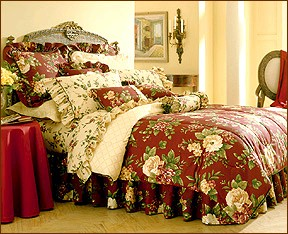 Discontinued Waverly Floral Manor Home Fashions